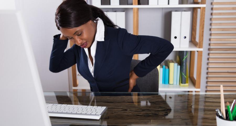 Office Ergonomics – Repetitive Stress Injury Prevention